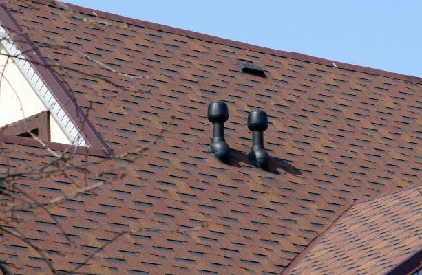 roofing of house